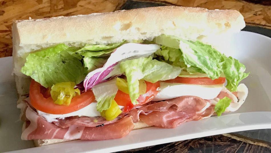 Prosciutto Panini | It's Italian Market and Cafe in Austin