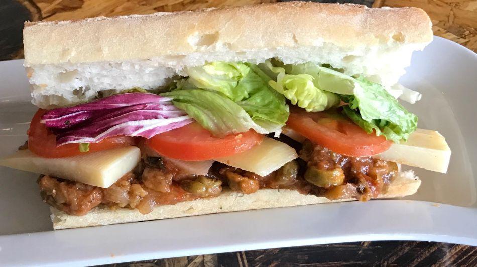 Caponata (Sicilian eggplant stew) | It's Italian Market & Cafe