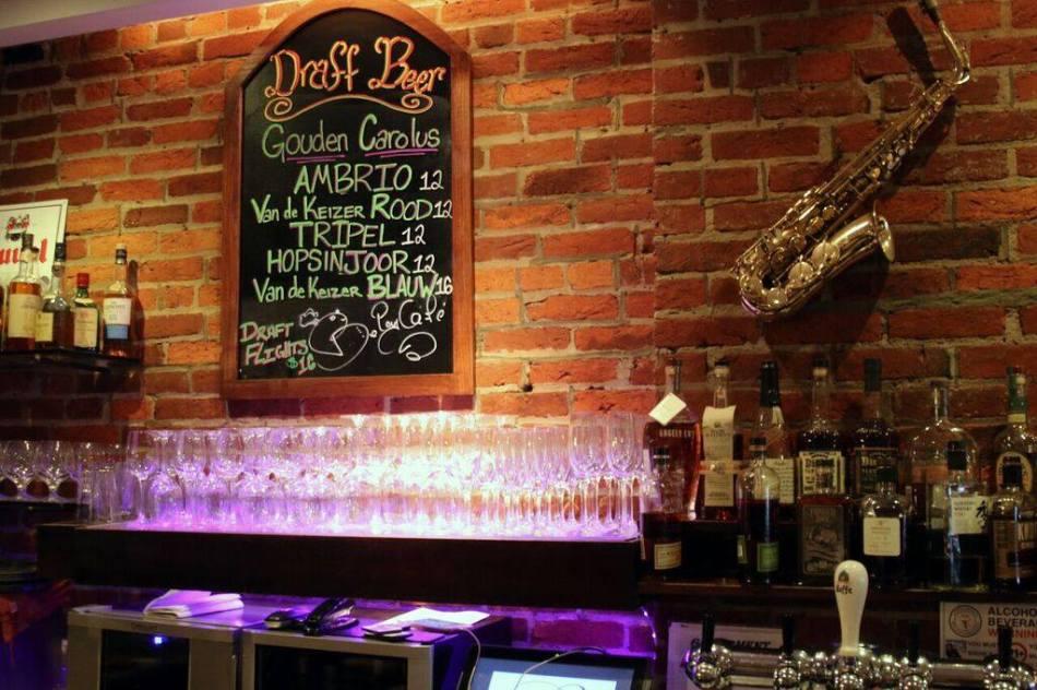 Belga Cafe Washington DC Belgian food