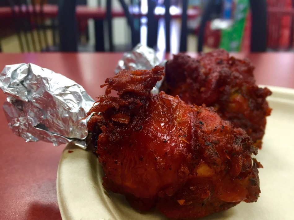 Chicken-Lollypop-austin indian chinese food