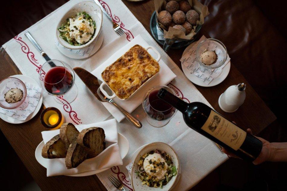 Casa Luca DC Italian Food