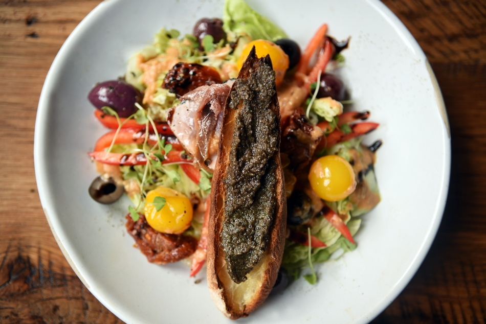 French food in NYC | Nicoise Salad