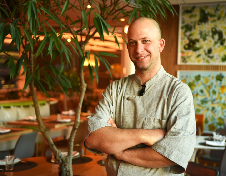 Green Fig Chef Yuval Litmanovich