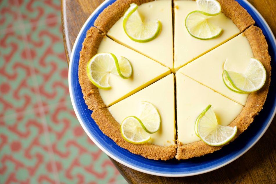 Pilar Cuban Bakery Key Lime Pie by Lily Brown
